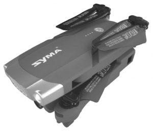 syma x30 в сложенном виде