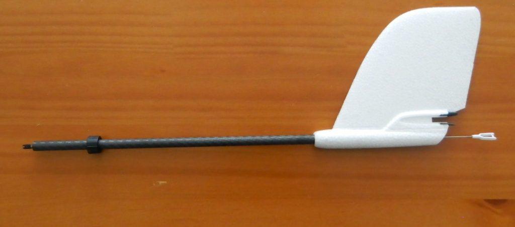хвостовая балка со стабилизатором